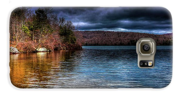 Galaxy S6 Case featuring the photograph Early May On Limekiln Lake by David Patterson