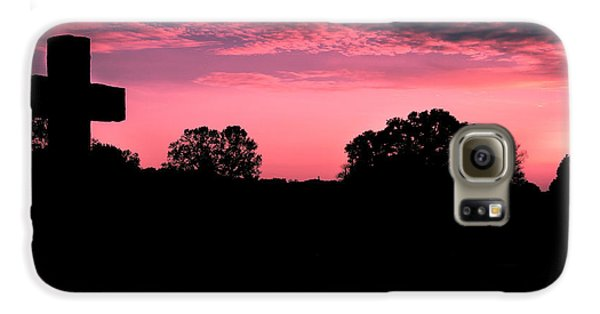 Early On The Hill Galaxy S6 Case