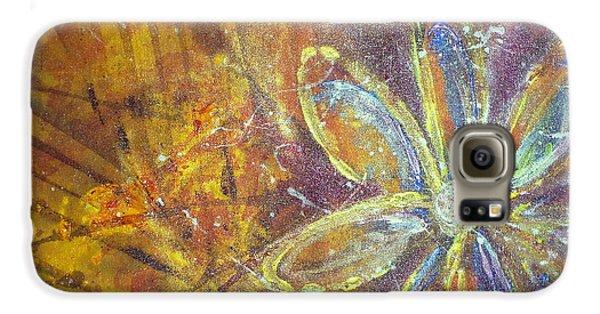 Earth Flower Galaxy S6 Case
