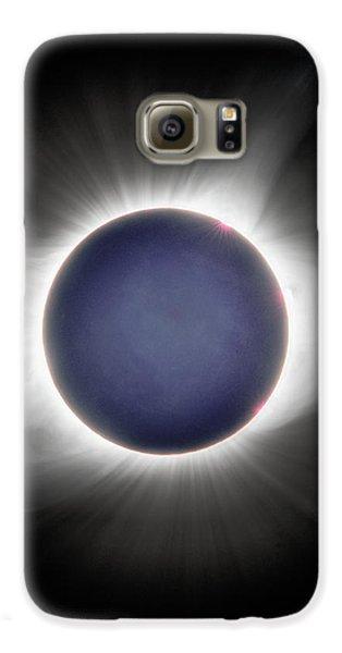 Earth-shine Galaxy S6 Case