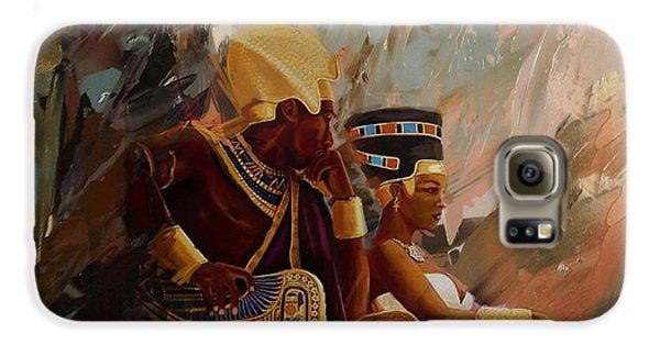 Egyptian Culture 44b Galaxy S6 Case