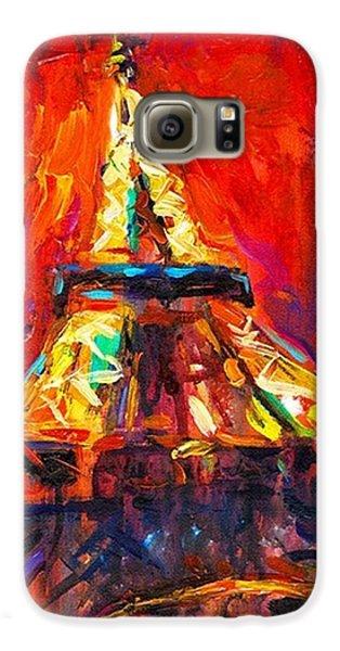 Galaxy S6 Case - Eifell Tower By Svetlana Novikova ( All by Svetlana Novikova
