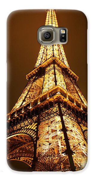 Eiffel Galaxy S6 Case by Skip Hunt