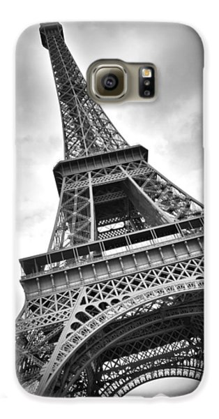 Eiffel Tower Dynamic Galaxy S6 Case by Melanie Viola