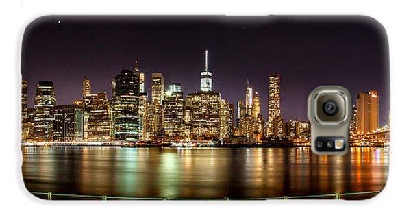 Electric City Galaxy S6 Case by Az Jackson