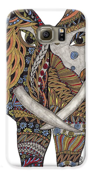 Love Galaxy S6 Case