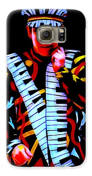 Elton John Collection Galaxy S6 Case by Marvin Blaine