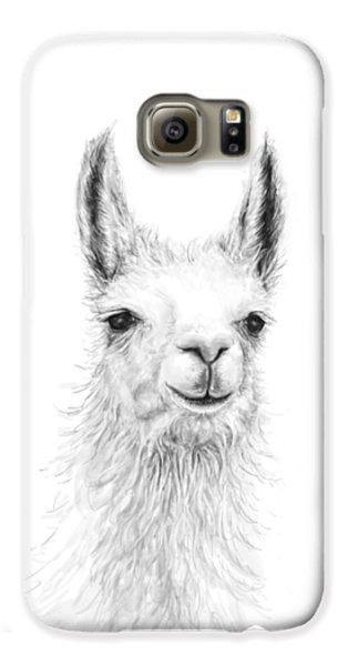 Llama Galaxy S6 Case - Emily by K Llamas
