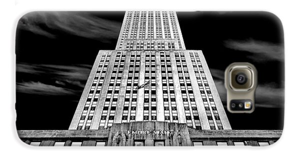 Empire State Building Galaxy S6 Case - Empire State   by Az Jackson