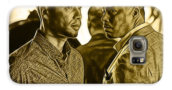 Empire's Terrence Howard And Jussie Smollett Galaxy S6 Case