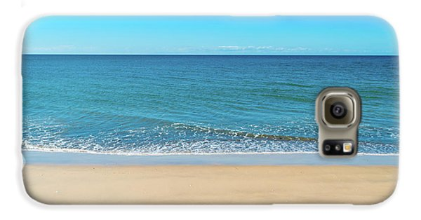 Empty Beach Galaxy S6 Case