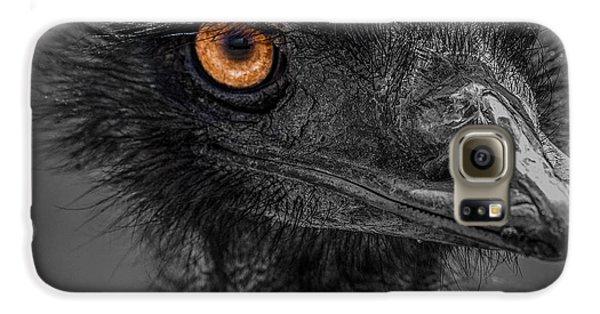 Emu Galaxy S6 Case by Paul Freidlund