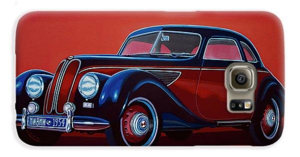 Emw Bmw 1951 Painting Galaxy S6 Case by Paul Meijering