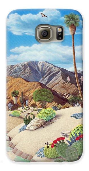 Desert Galaxy S6 Case - Enchanted Desert by Snake Jagger