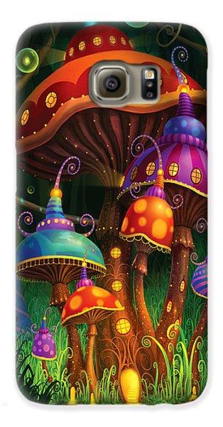 Enchanted Evening Galaxy S6 Case