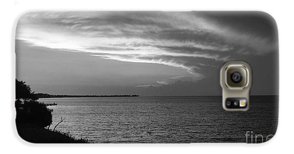 Ending The Day On Mobile Bay Galaxy S6 Case