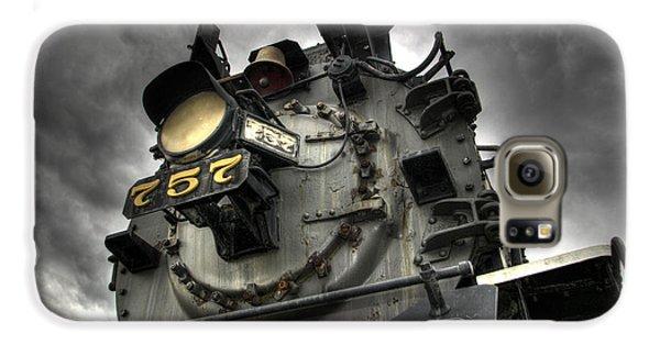 Train Galaxy S6 Case - Engine 757 by Scott Wyatt