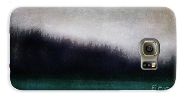 Enigma Galaxy S6 Case by Priska Wettstein