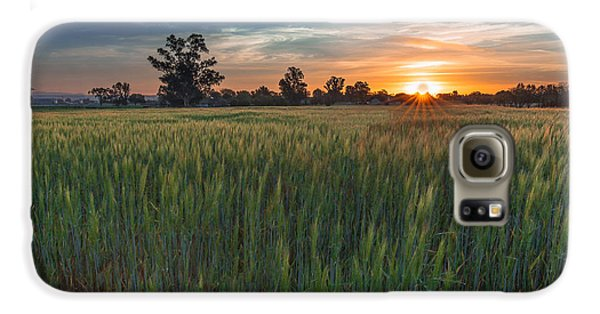 Equinox-first Sunrise Of Spring Galaxy S6 Case