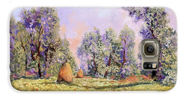 Impressionism Galaxy S6 Case - Esercizi Impressionisti by Guido Borelli