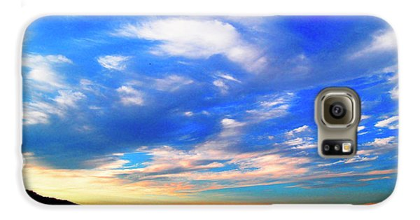 Estuary Skyscape Galaxy S6 Case