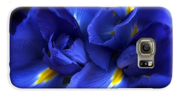 Evening Iris Galaxy S6 Case