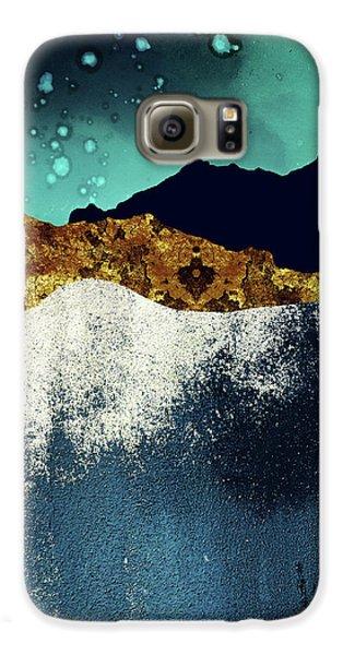Landscapes Galaxy S6 Case - Evening Stars by Katherine Smit