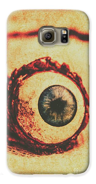Visual Galaxy S6 Case - Evil Eye by Jorgo Photography - Wall Art Gallery