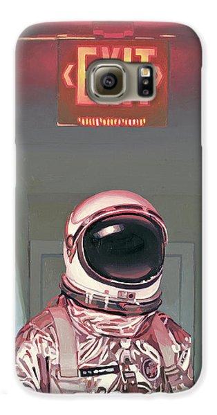 Exit Galaxy S6 Case by Scott Listfield