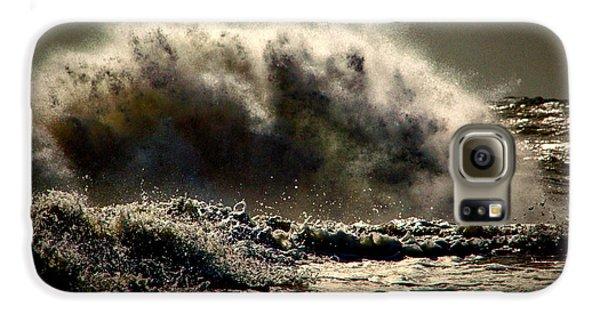 Explosion In The Ocean Galaxy S6 Case