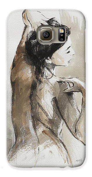 Nudes Galaxy S6 Case - Expression by Steve Henderson