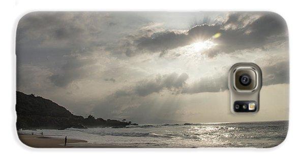 Eye To Eye Galaxy S6 Case by Alex Lapidus