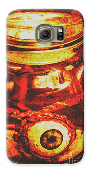 Visual Galaxy S6 Case - Eyes Of Formaldehyde by Jorgo Photography - Wall Art Gallery