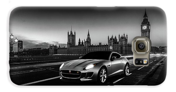 London Galaxy S6 Case - F-type In London by Mark Rogan