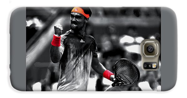 Venus Williams Galaxy S6 Case - Fabio Fognini by Brian Reaves
