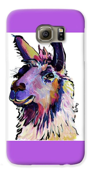 Fabio Galaxy S6 Case by Pat Saunders-White