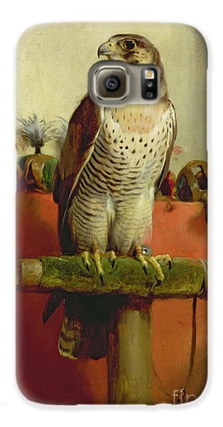 Falcon Galaxy S6 Case by Sir Edwin Landseer