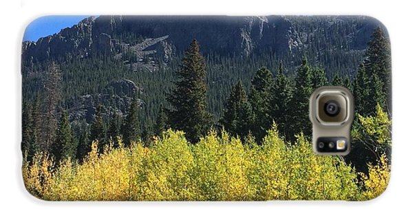 Fall At Twin Sisters Galaxy S6 Case