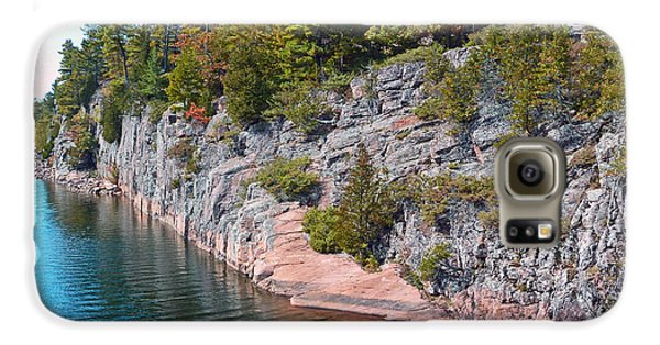 Fall In Muskoka Galaxy S6 Case