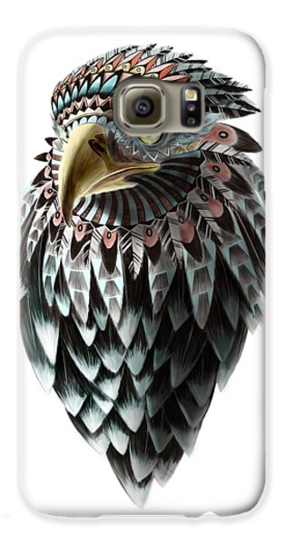 Falcon Galaxy S6 Case - Fantasy Eagle by Sassan Filsoof