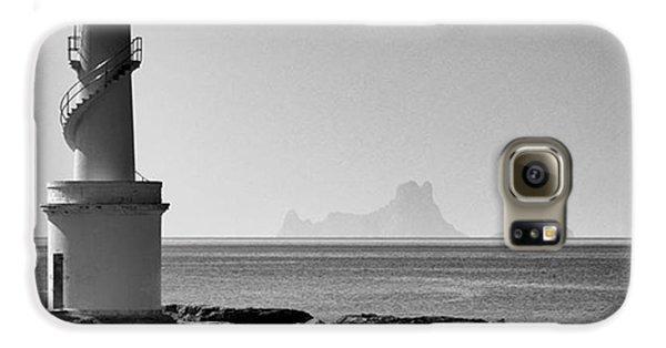 Far De La Savina Lighthouse, Formentera Galaxy S6 Case