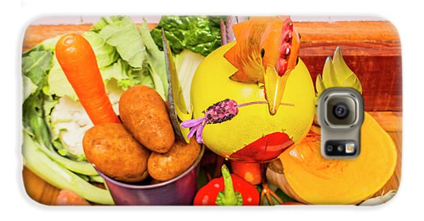 Farm Fresh Produce Galaxy S6 Case by Jorgo Photography - Wall Art Gallery
