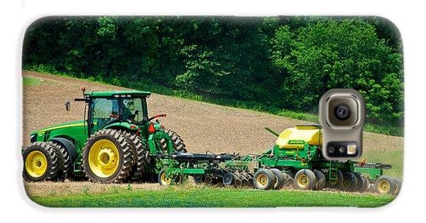 Farming The Field Galaxy S6 Case