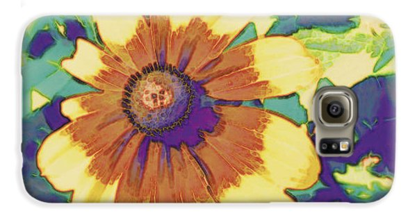 Galaxy S6 Case featuring the photograph Feeling Groovy by Karen Shackles