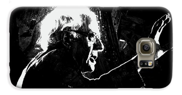 George Bush Galaxy S6 Case - Feeling The Bern by Brian Reaves