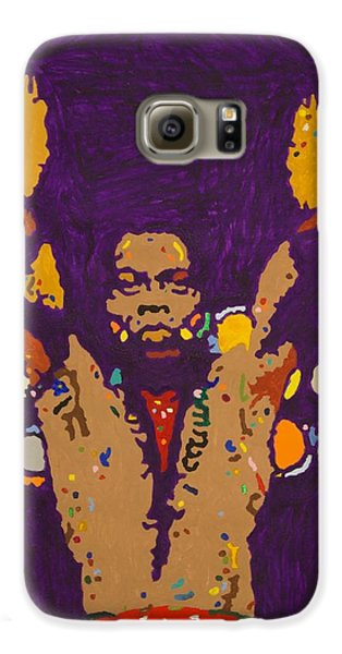Voodoo Galaxy S6 Case - Fela Live by Stormm Bradshaw