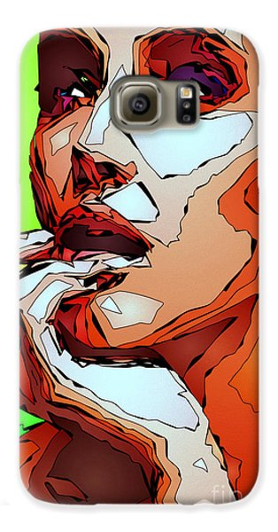 Female Expressions Galaxy S6 Case