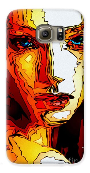 Female Tribute II Galaxy S6 Case