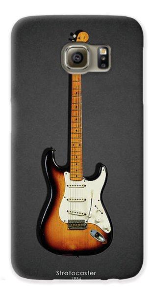 Guitar Galaxy S6 Case - Fender Stratocaster 54 by Mark Rogan