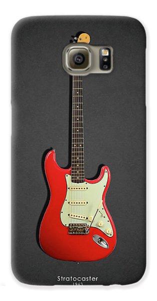 Guitar Galaxy S6 Case - Fender Stratocaster 63 by Mark Rogan